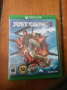 Just cause 3 trade for watch dogs 2 on the xbox one