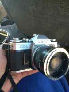 Canon AE1 **Great Condition + Deal**