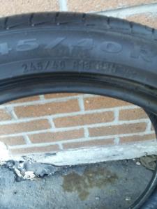 Pneu Pirelli 245/40/r18