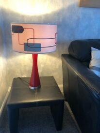 Retro-Art Nuevo Table Lamp