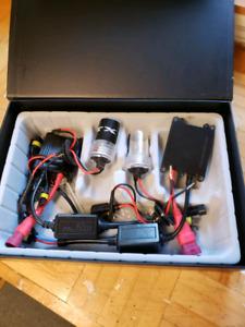 HID headlight kit