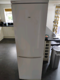 Logik frost free fridge freezer