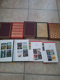 First edition readers digest hardback books