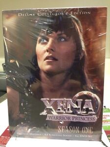 Xena box set          Season one