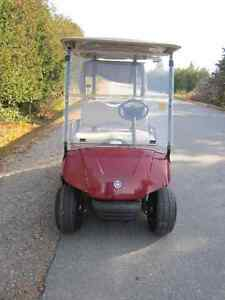 "2010 YAMAHA DRIVE ""GAS"" GOLF CART *FINANCING AVAIL. O.A.C. London Ontario image 9"