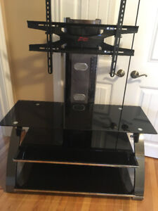 Beautiful glass Z-line 3 in 1  TV stand