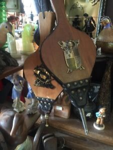 Vintage Fireplace Bellows $25-45.