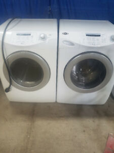 Maytag Front Load Washer Dryer, Huge Water and Hydro Savers