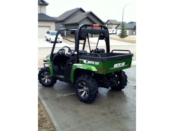 Used 2010 Arctic Cat Prowler 1000 XTZ