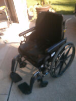 Wheelchair in mint condition