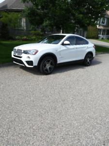 BMW X4 comme neuf bas milage