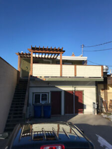 For Rent: 2 bedroom, 2 bathroom apartment in downtown Summerland