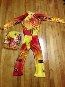CANADIAN DOWNHILL SUITS- 5 FOR SALE