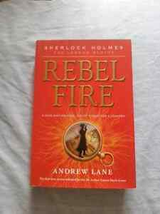 Rebel Fire book for sale