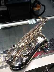 Back to school at Busters! Premier Saxophone. (#35237)