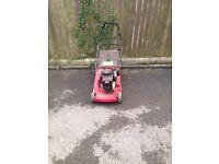 Mountfield petrol lawnmower for sale