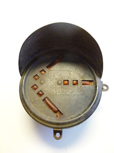 Vintage Arrow Signal Light Housings - Pat,. Date 1936