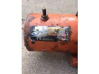 Winchmax uk 13000lb winch fairlead off-roader 4x4
