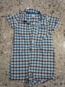 One piece outfit Boy 18M