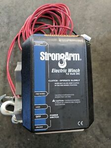StrongArm Electric Trailer Winch