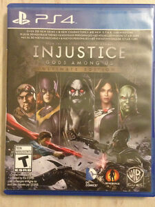 Injustice Ultimate Edition (PS4)