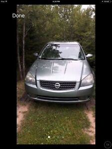 Nissan Altima for sale'