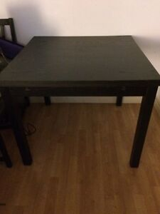 Brand new!  Table & Chairs