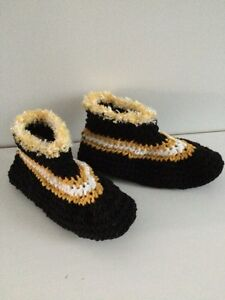 Pantoufles slippers tricot phentex
