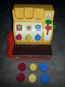 1970's Fisher price toys