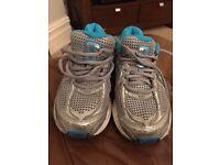 Women's Brooke's running shoes size 5