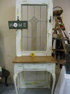 Entryway desk/door