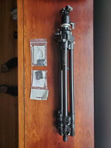 Manfrotto tripod with ProBall head - great condition