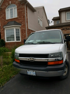 2006 Chevrolet Express extended