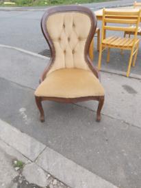 Nursing / Bedroom Chair
