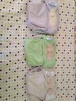 Cloth diapers bum genius (used)