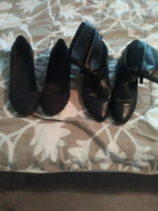 Brand New! sz6 black Booties & Shoes