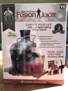 Extracteur à jus Jack LaLanne Fusion Juicer