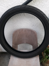 Avon motorcycle tyre (front) 90/90/21