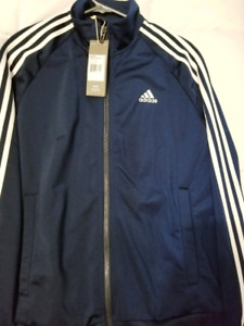 Mens Adidas zip up Size Small