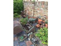 Allen Scythe, Suffolk Punches, Rotavators, Mowers for sale