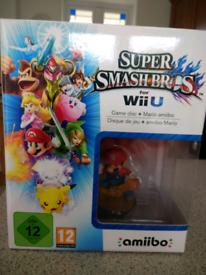 Wii u game