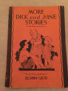 Dick & Jane Books