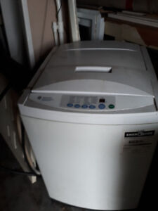 Selling washer, portable
