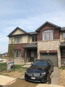 Immaculate almost-new freehold townhome , 2000 $