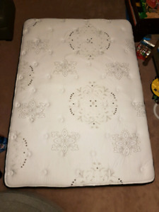 EUC serta Killian PillowTop Double Mattress $1100 retail