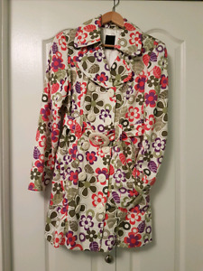 VERO MODA | Ladies medium (M) floral spring jacket