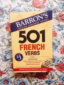 BARRON'S 501 French Verbs