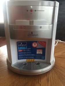 vitapur countertop water dispenser manual