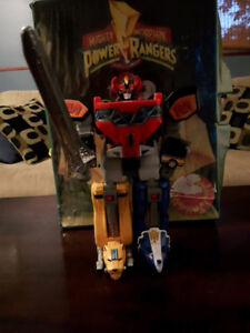 Mighty Morphin Power Rangers and other Power Ranger Toys