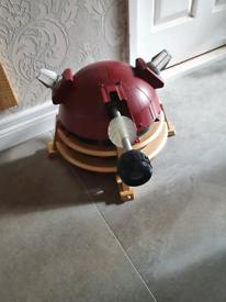 Free Dr Who Dalek head